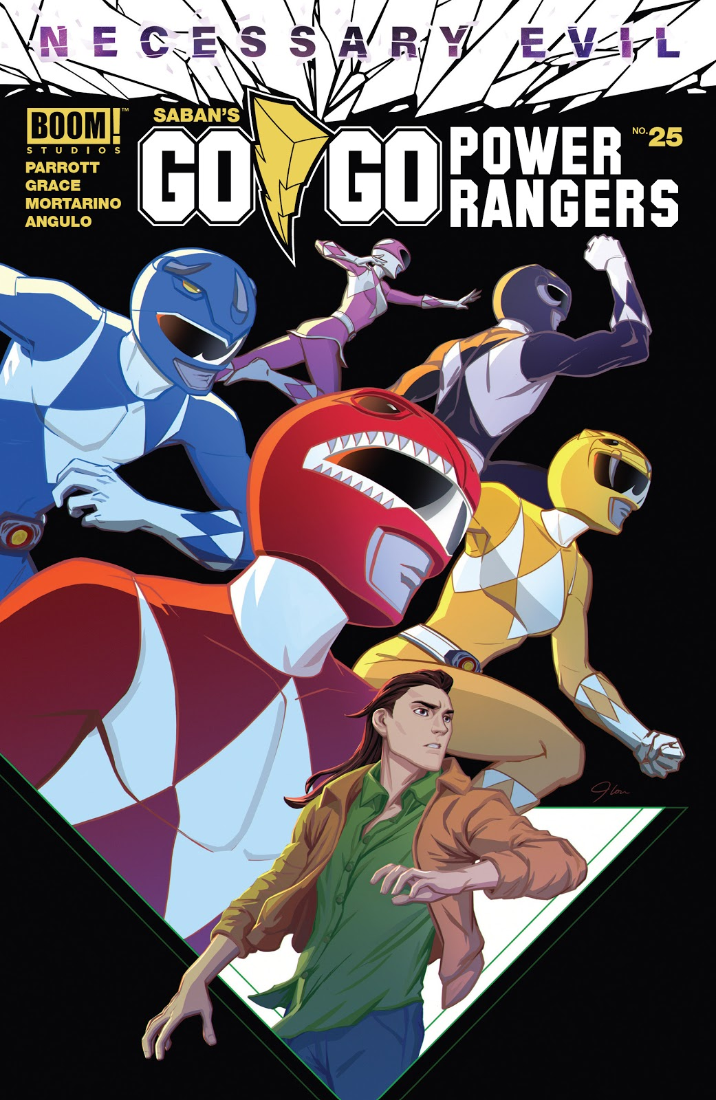 Go Go Power Rangers Issue 25
