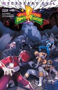 MMPR Issue 43 Main Cover