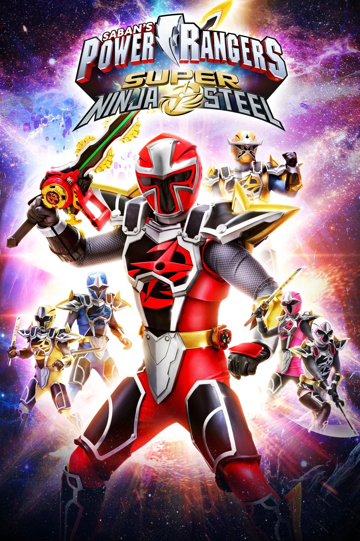 Super Ninja Steel Poster.png