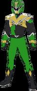 Green HyperForce Ranger