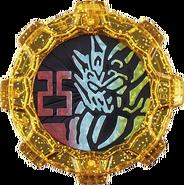 KSZe-Zenkai Gaon Shiny Gear