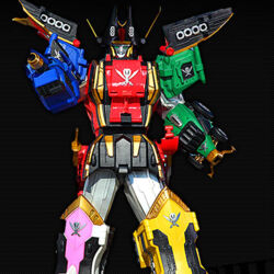 Zords (Super Megaforce)
