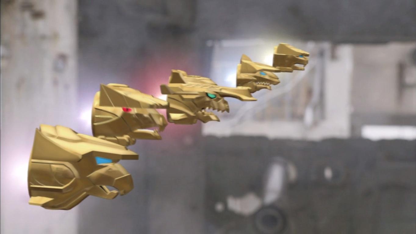Ultra Zords