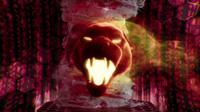 Red Beast Morphers Ranger Morph 1