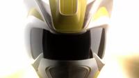 HyperForce Yellow Helmet