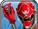 Power Rangers Key Scanner