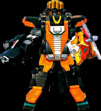 GunBir-O Toriptor