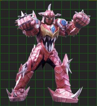 Heavy Industrial Machine God Pounder
