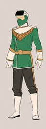 Green Zeo Sentries