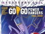 Go Go Power Rangers Issue 32