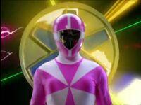 Pink Lightspeed Ranger Morph 2