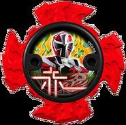 Ninja Master Red Ninja Power Star