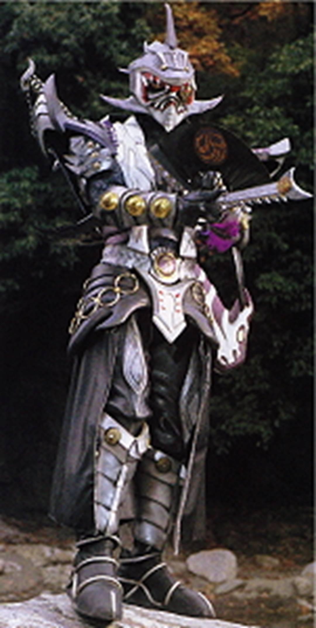 Seventh Spear, Sandaaru