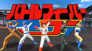 Battle Fever J in Super Sentai Legacy Wars