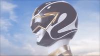 Black Megaforce Ranger Morph 1