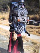 Locomotive Mask Fullbody