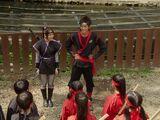 Shinobi 30: Targeted Ninja School!