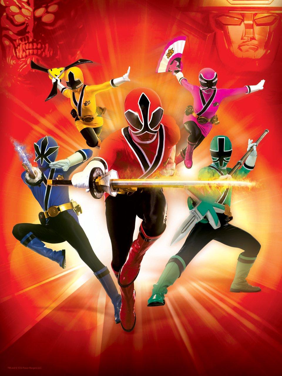 Power Rangers Samurai (song)
