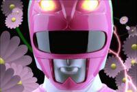 Pink Galaxy Ranger Morph