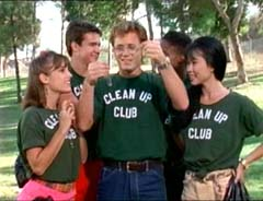 Clean-Up Club