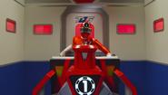 ToQ1Gou Red Ressha Cockpit