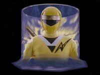 Yellow aquitar Ranger morph 2