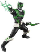 Psycho Green Lightning Collection