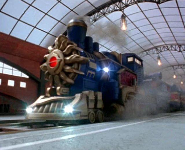 Magical Train Travelion Express