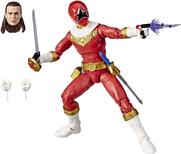 Red Zeo Ranger Lightning Collection
