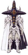 Black Cross King Concept Art ( Gokaiger )