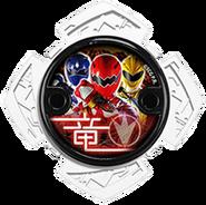 Dino Thunder Ninja Power Star