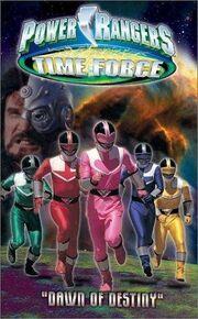 Power Rangers Time Force- Dawn of Destiny.jpg
