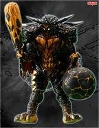 Hades God Ifrit