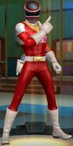 Legacy Wars Red Space Ranger