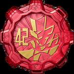 KSZe-Lupinranger Gear (Super Red Ver.).png