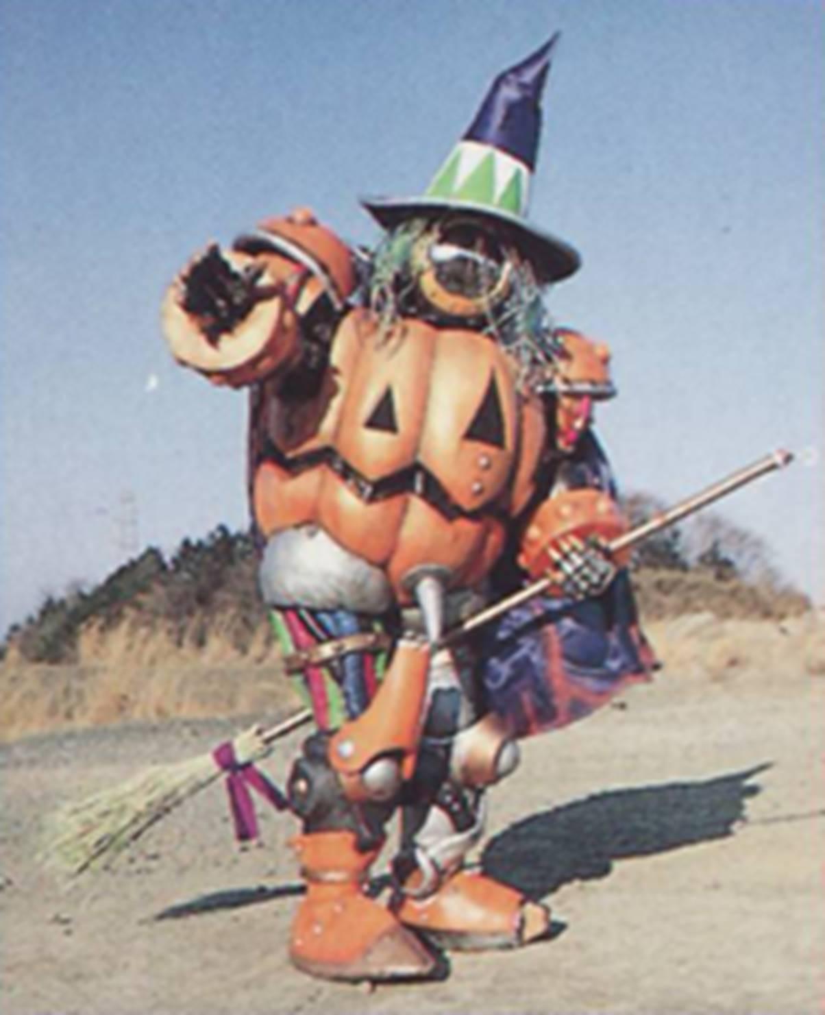 Pumpkin Sorcerer