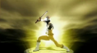 Yellow Ninja Steel Ranger Morph 2