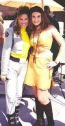 Ashley Hammond & Maya