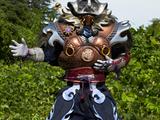 Substitution Ninja Mujina