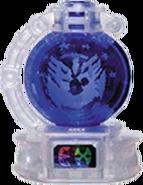EX Shishi Red Orion Super Sentai Kyutama