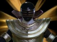 Gold Zeo Ranger Morph 2