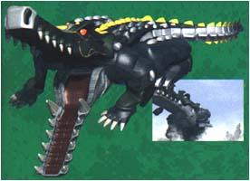 Alligator Wildzord