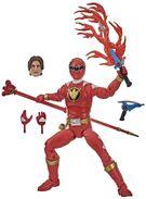 Dino Thunder Red Ranger Lightning Collection