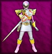 Super Gosei Pink (Dice-O)