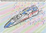 MSK-Mashin Express Sketch