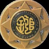 NSH-Goat Crusher Shinobi Medal