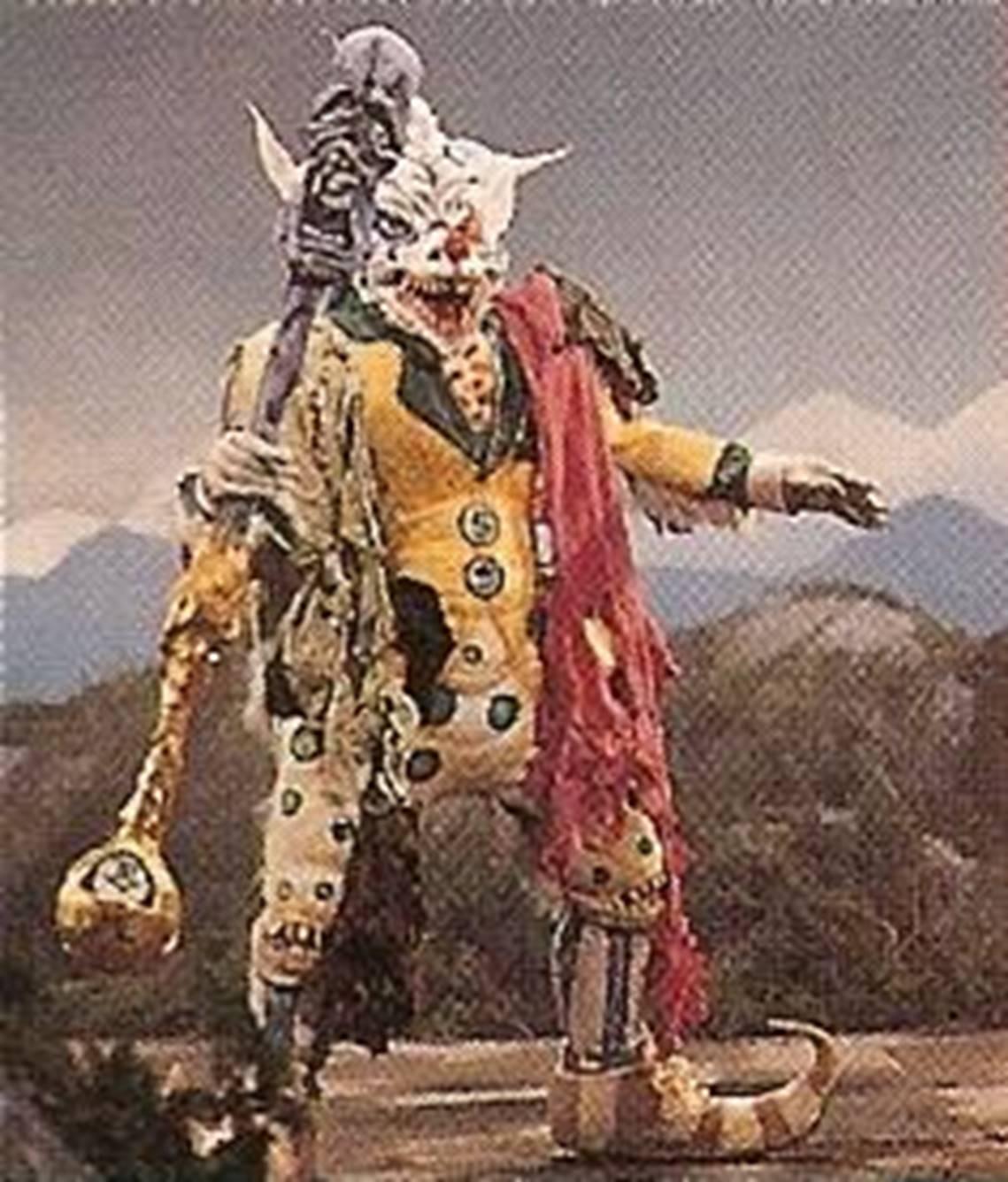 Binbogami (Kakuranger)