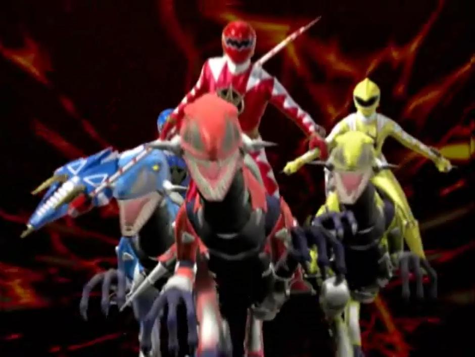 Raptor Riders