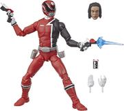 Red SPD Ranger Lightning Collection