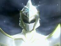 White Mystic Ranger Morph 1